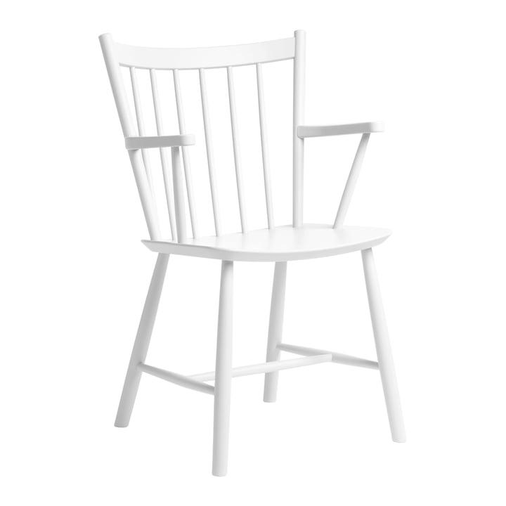J42 stol fra Hay i hvid