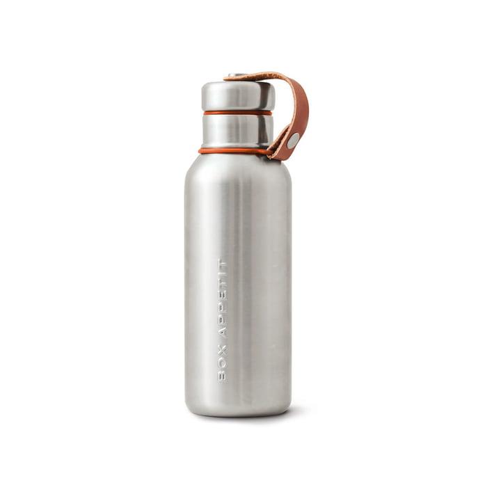Black + Blum – termovandflaske i rustfrit stål, 0,5 l, orange