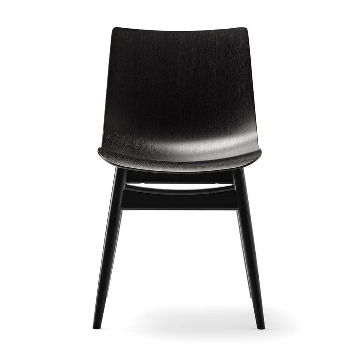 Carl Hansen – BA001T Preludia stol i sortlakeret bøg