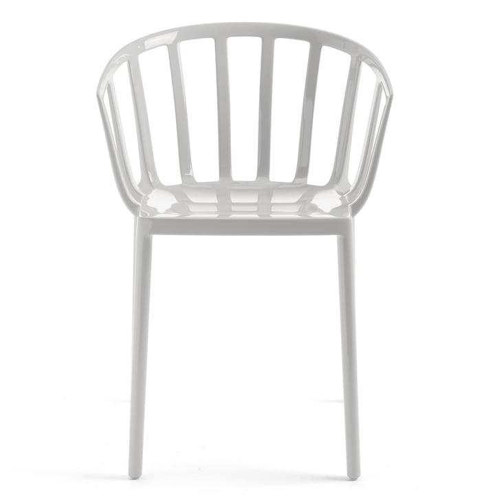Kartell - Venice stol i hvid