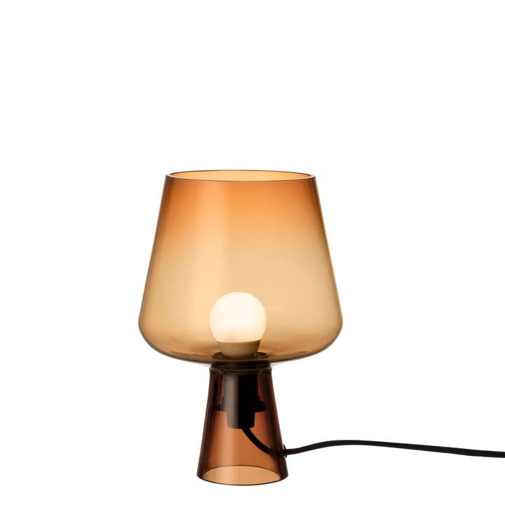 Iittala - Leimu lampe, Ø 16,5 x H 24 cm, kobber