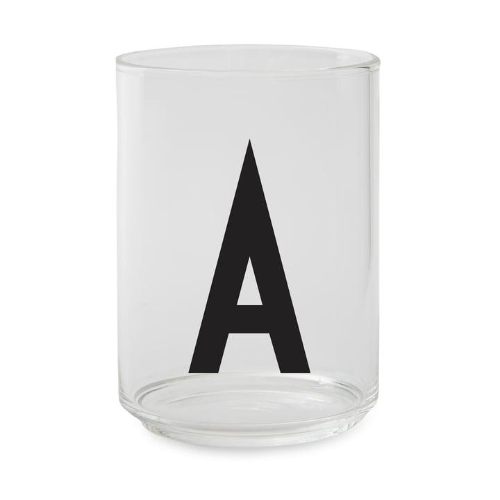 Design Letters - AJ glas