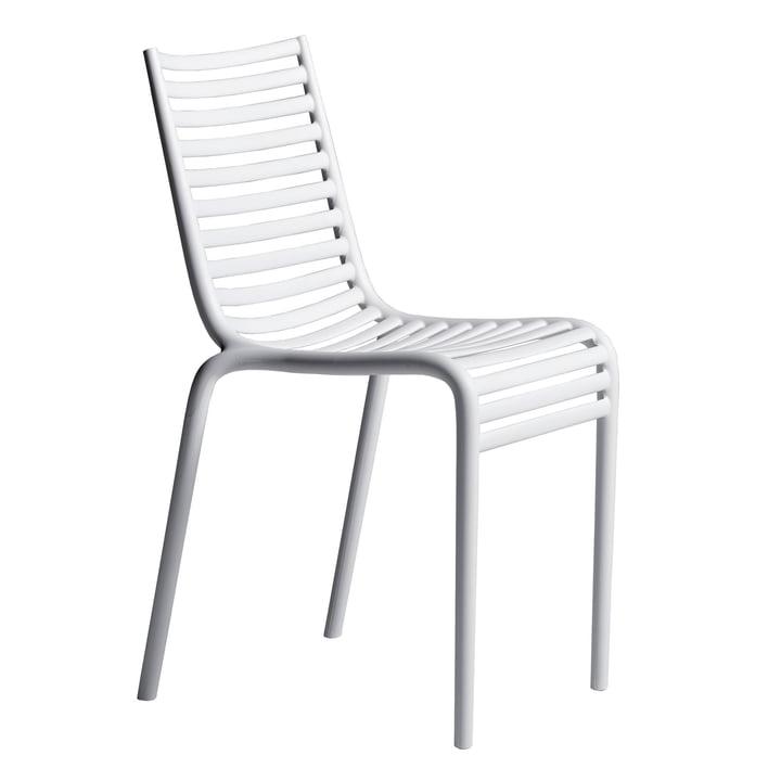 Driade - PIP-e stol, hvid (B4)
