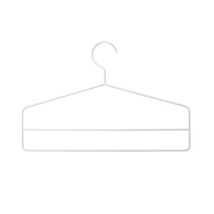 String - Hænger, hvid (sæt af 4)
