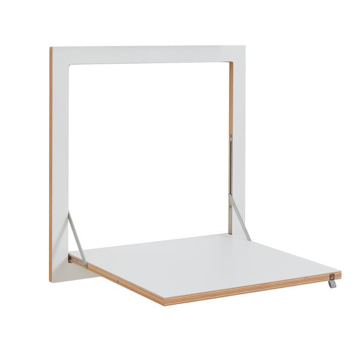 Ambivalenz - Fläpps Kittchen bord, hvid