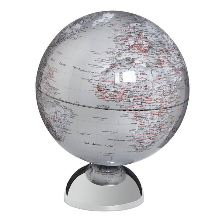 emform - Bord Globus Andromeda, sølv