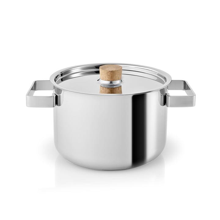 Nordic Kitchen kogepande 3 l fra Eva Solo i rustfrit stål / eg