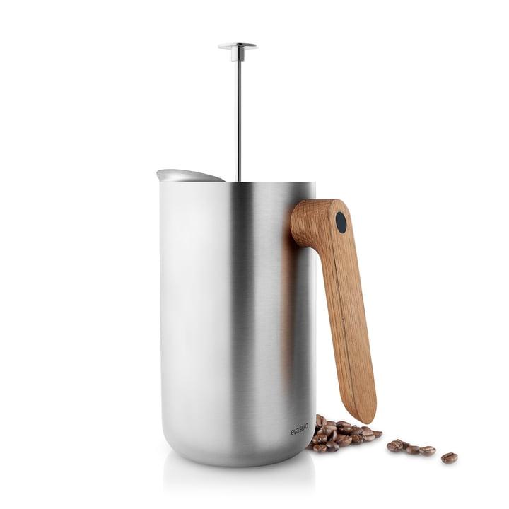 Nordic Kitchen elkedel af Eva Solo i rustfri stål / eg