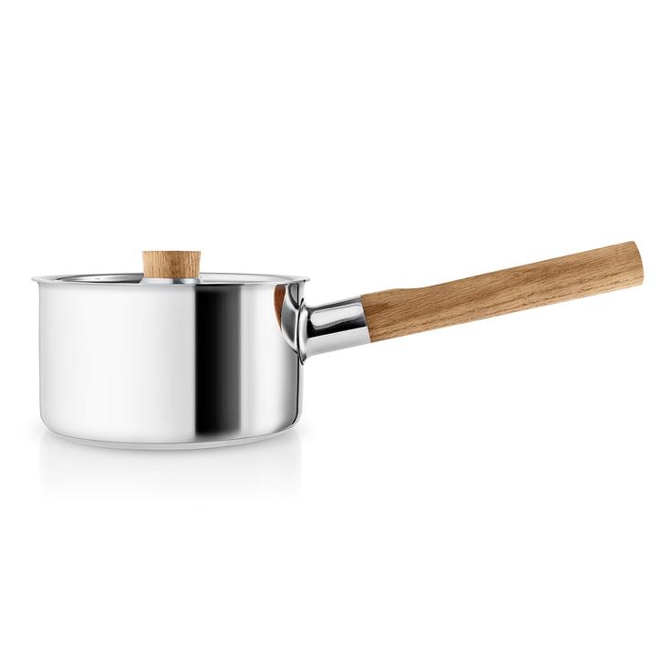 Nordic Kitchen Gryderet 1. 5 l fra Eva Solo i rustfrit stål / eg