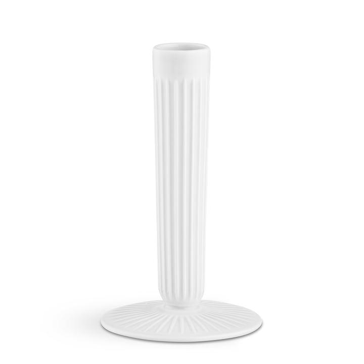 Kähler Design - Hammershøi lysestage H 16 cm, hvid