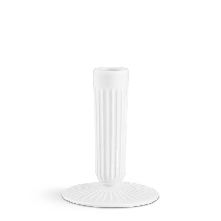Kähler Design - Hammershøi lysestage H 12 cm, hvid