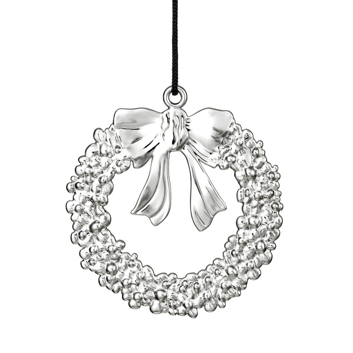 Rosendahl - julekrans H 7 cm, sølv fra Rosendahl