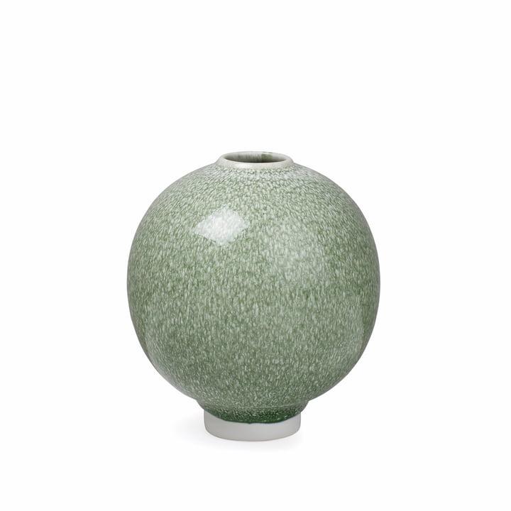 Kähler Design - Unico Vase H 12,5 cm, mos
