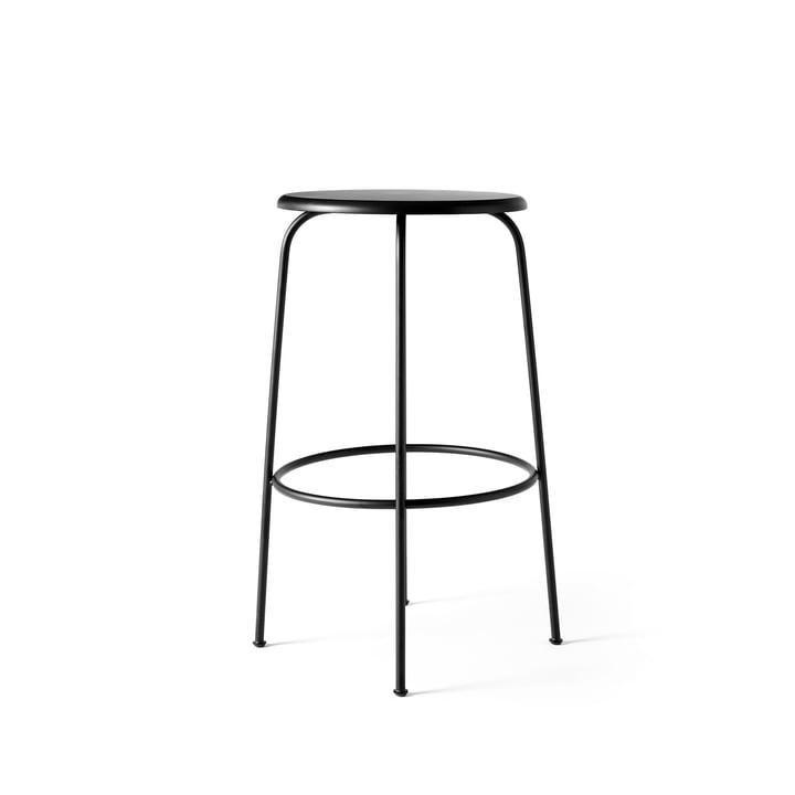 Afteroom barstole uden hvile, h: 75 cm fra Menu i sort
