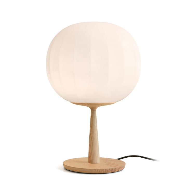 Luceplan - Lita bordlampe, Ø 30 x H 46 cm, ask
