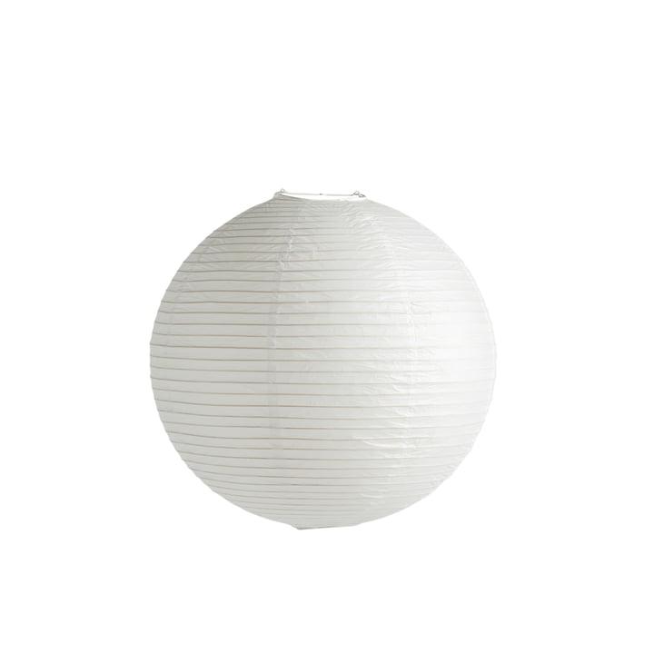 Rice Paper lampshade Ø 50 cm fra Hay i klassiske hvide