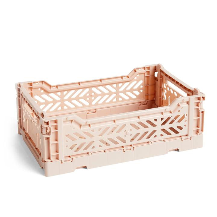 Colour Crate Basket S, 26,5 x 17 cm af Hay i nude