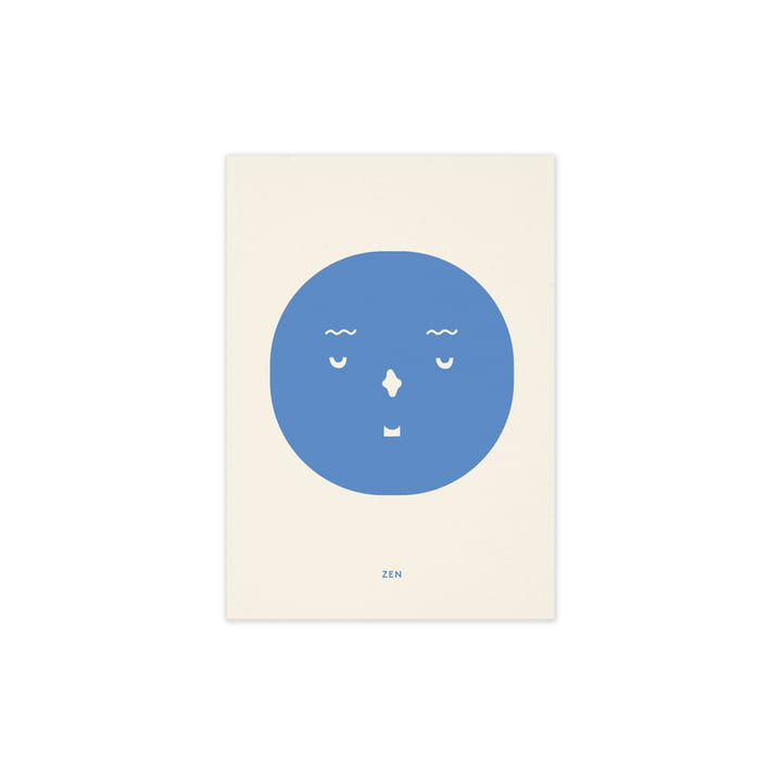 Zen Feeling af Paper Collective, 30 x 40 cm