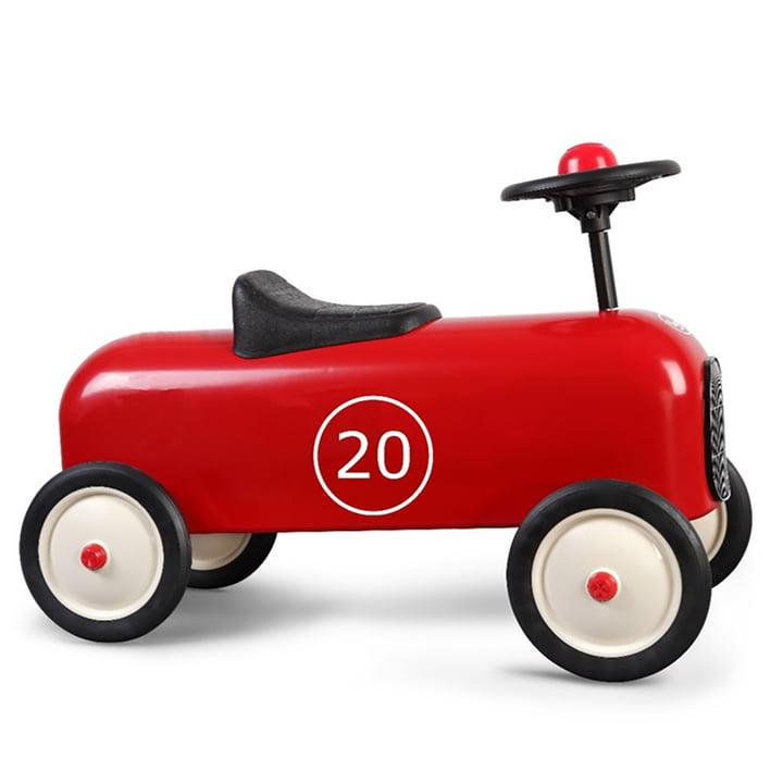 Racer Rutschfahrzeug von Baghera i rødt