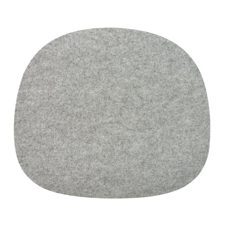 Felt sædepude til Vitra stole i grå fra Connox Collection