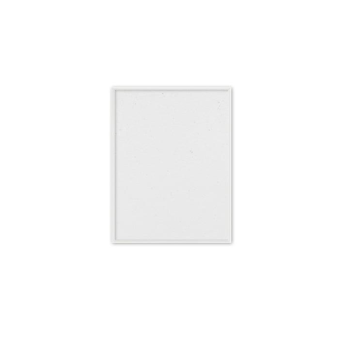 Billedramme 30 x 40 cm af Paper Collective i aluminium hvid mat