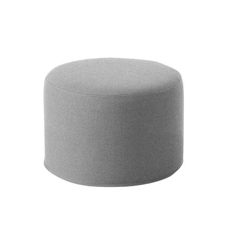 Trommestol / Sidebord lille Ø 45 x H 30 cm ved Softline i Vision lysegrå (445)