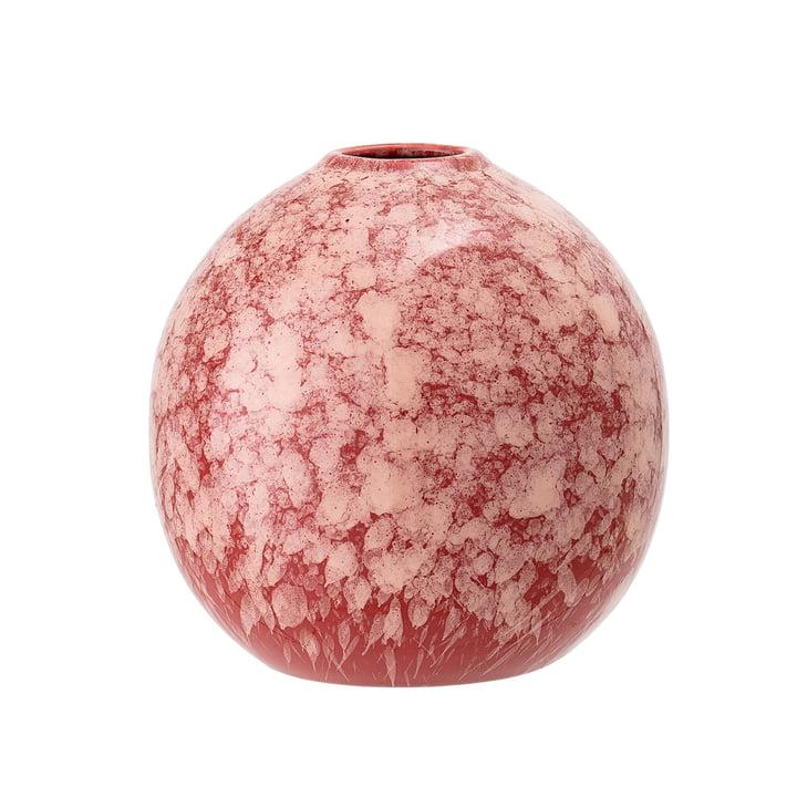 Stentøjsvase Ø 12 x H 12 cm fra Bloomingville i pink