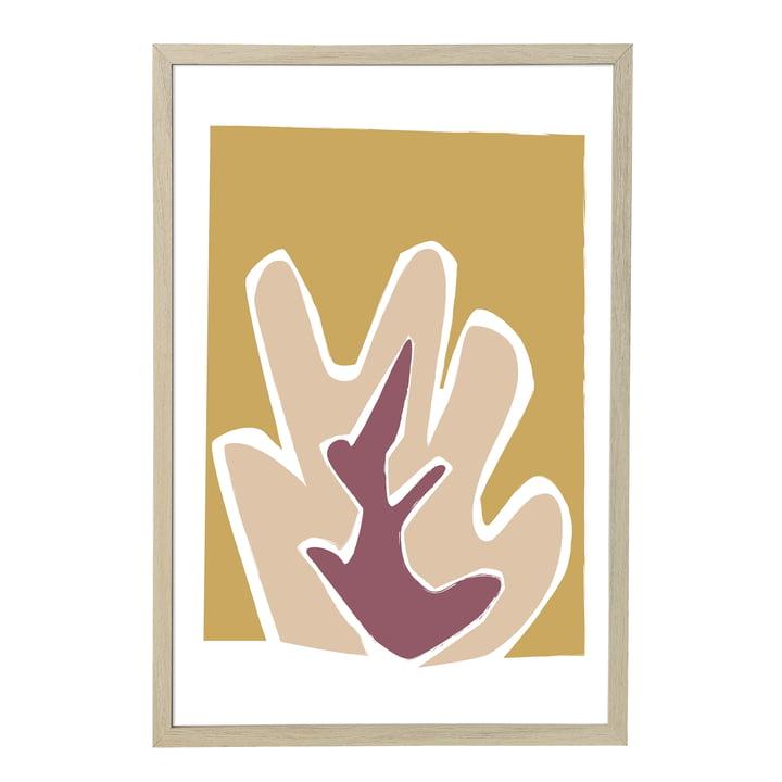 Billedramme af Bloomingville, L 35 x H 45 cm i naturen