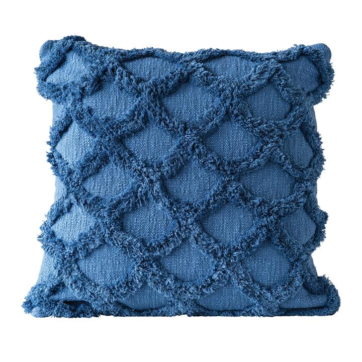 Samling pude af Bloomingville, L 45 x W 45 cm i blåt