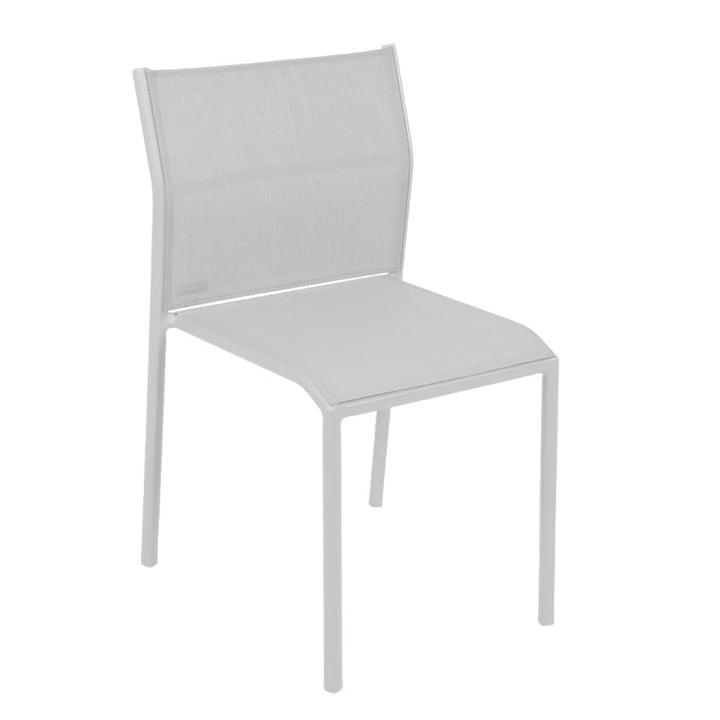 Cadiz stol af Fermob i bomuld hvid