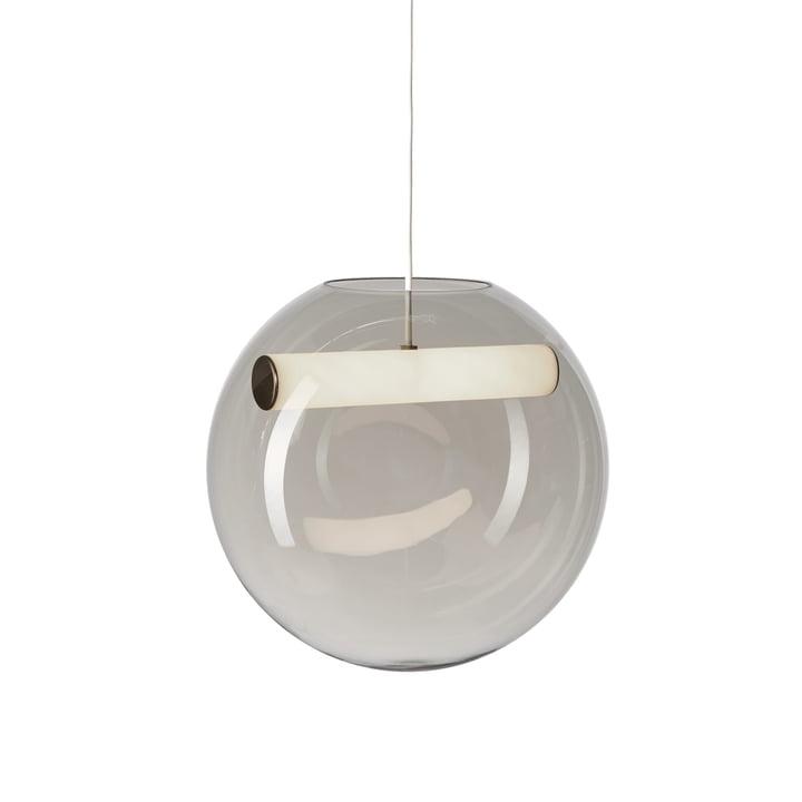 Reveal LED-vedhængslys med nord i grå