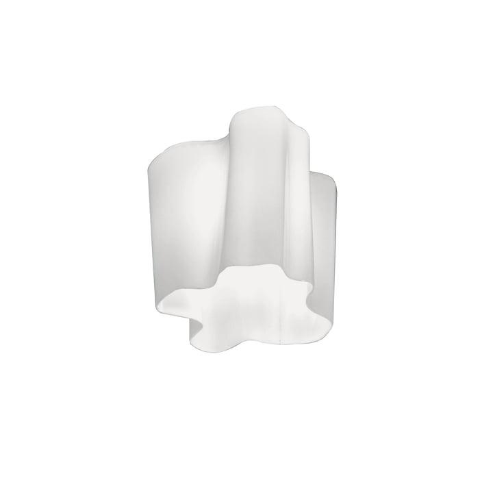 Logico loftslampe af Artemide i hvid