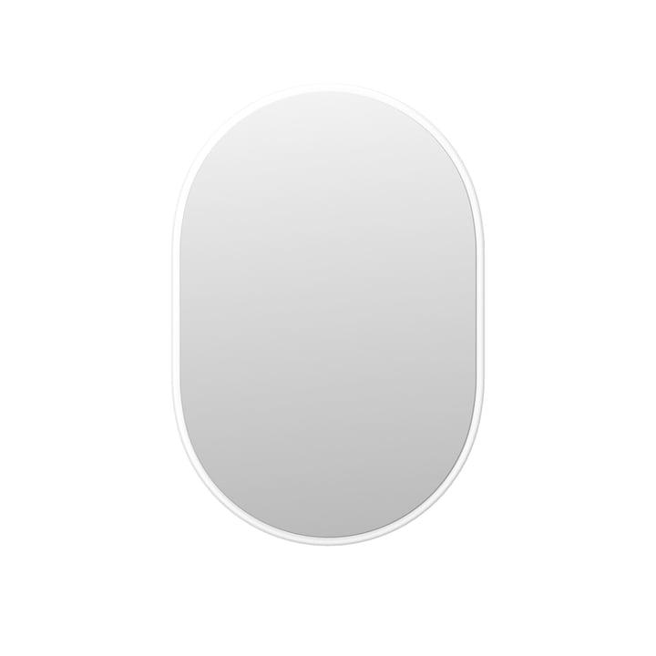 Se væg spejl H 69,6 cm fra Montana i ny hvid