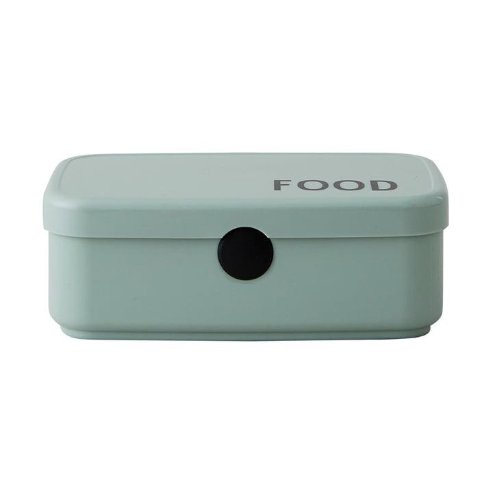 Mad & frokost kasse i grøn ved Design Letters