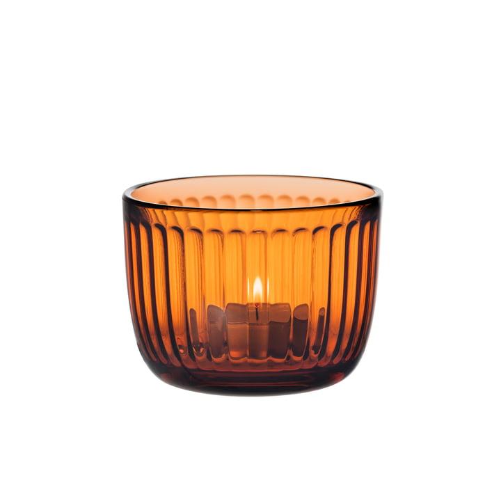 Raami tealight holder fra Iittala i seville orange