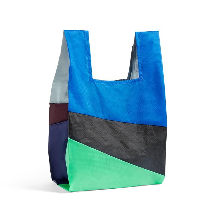 Seksfarvet taske 37 x 71 cm. 1 af Hay