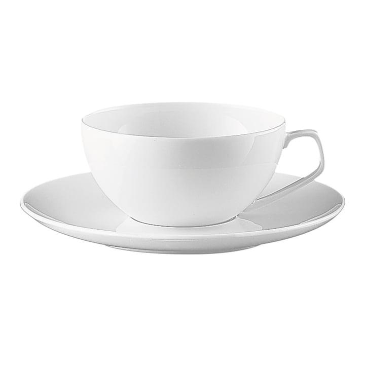 TAC Teacup fra Rosenthal i hvid (2 stk.)