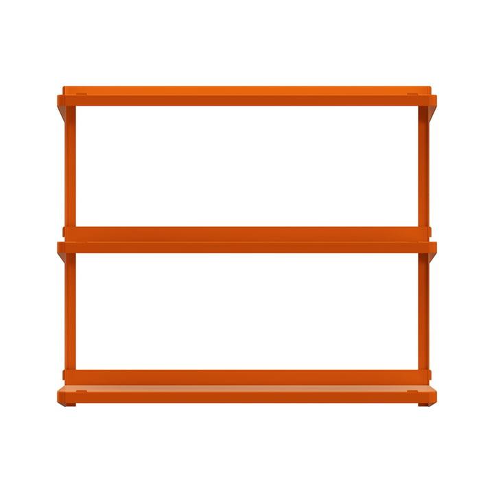 Klik på Shelving System 710 × 210 × 610 mm ved Ny tendens i orange