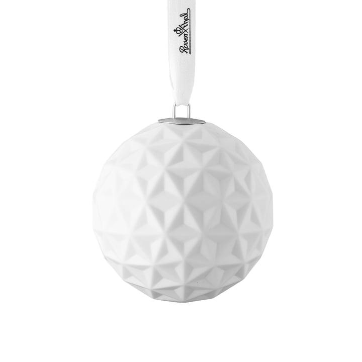 Snowball porcelæn bold Motiv 2 af Rosenthal