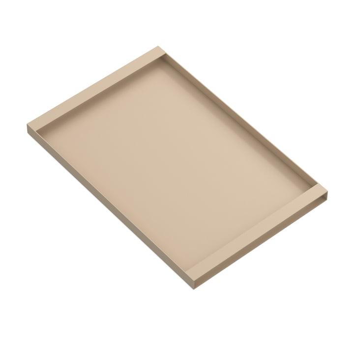 Torei serveringsbakke 475 × 315 × 25 mm fra Ny tendens i sand