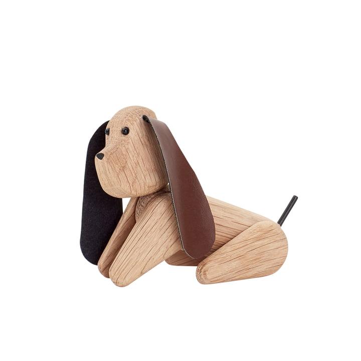 Min Hund lille af Andersen Møbler lavet af egetræ