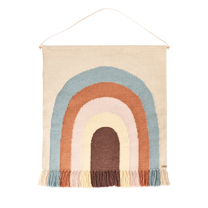 Tapestry Følg Rainbow ved OYOY