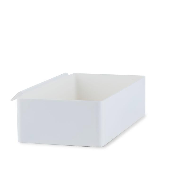Flexbakken i hvid af Gejst