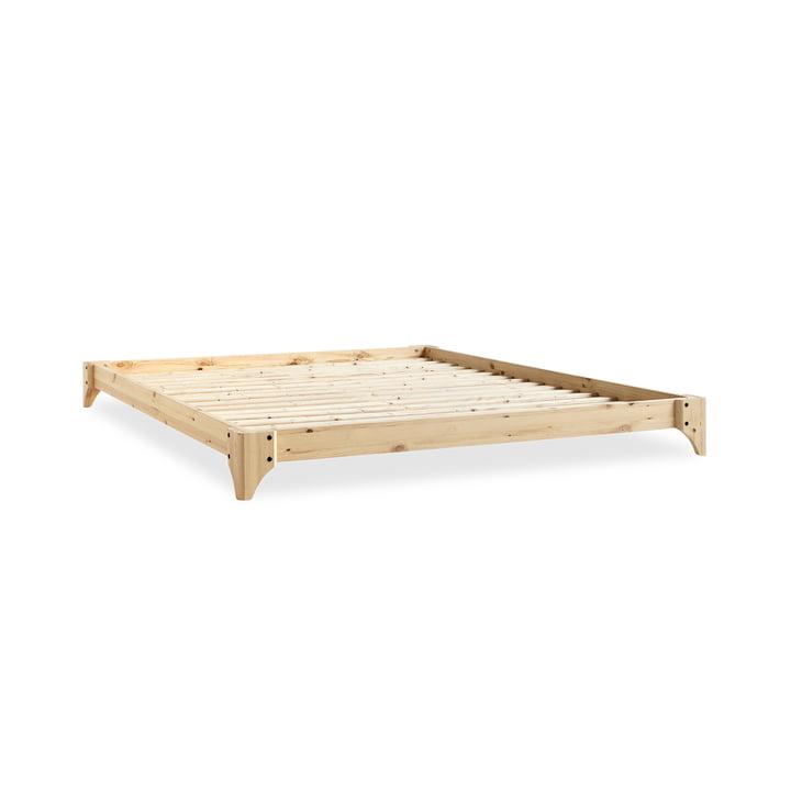 Elan seng, 140 x 200 cm i naturen af Karup Design