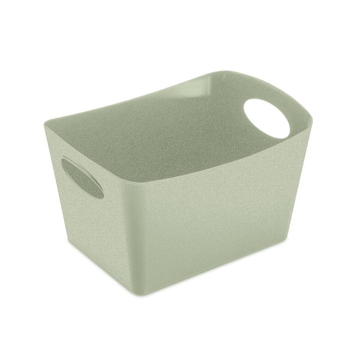 Boxxx S opbevaringsboks i økologisk grøn af Koziol