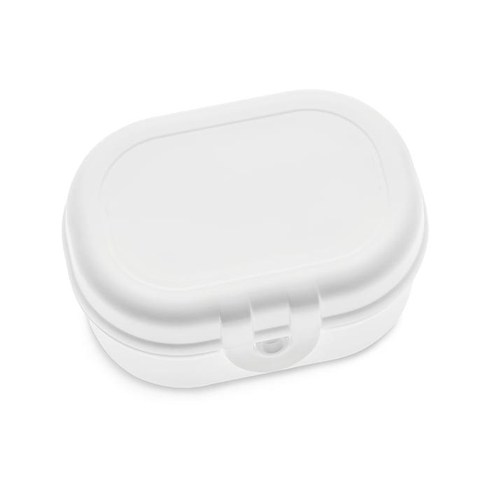 Pascal Mini Frokostkasse, bomuld hvid af Koziol