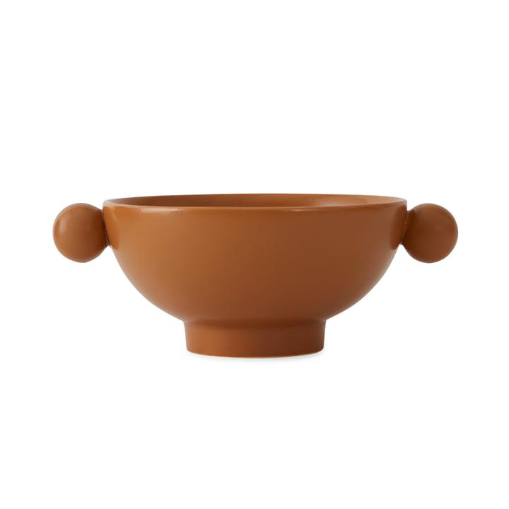 Inka skål med OYOY i karamel
