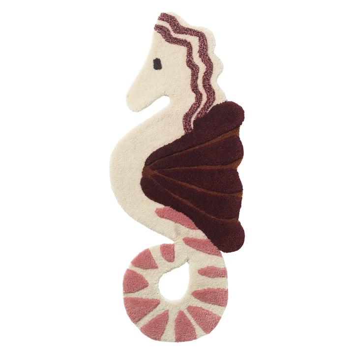 "Nursery / Tapestry ""Seahorses"" af ferm Living"