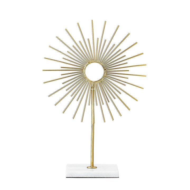 Dekoration objekt af Bloomingville i marmor / guld