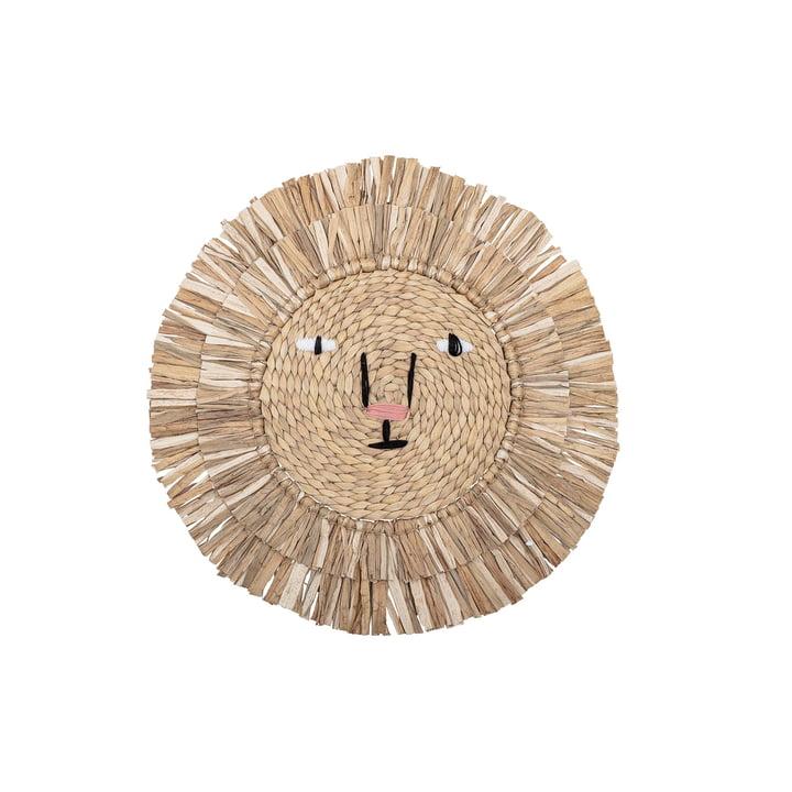 Vægindretning Lion Ø 63 cm fra Bloomingville